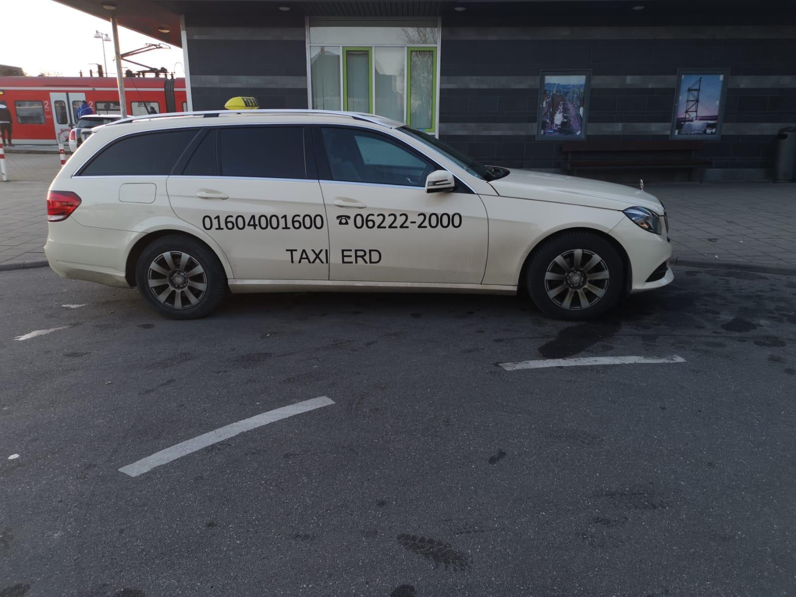 Taxi in Wiesloch
